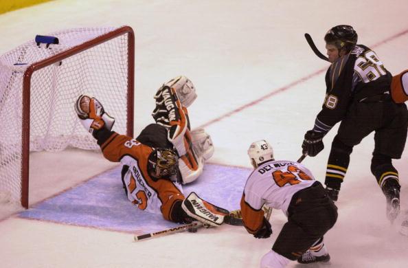 Philadelphia Flyers playoff