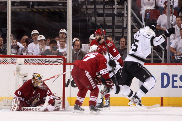 Los Angeles Kings playoff
