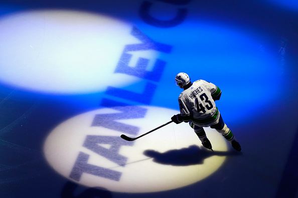 Most Valuable Vancouver Canuck