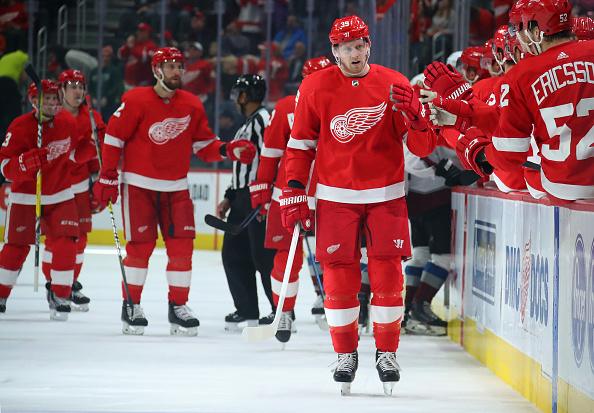 2020-21 Detroit Red Wings