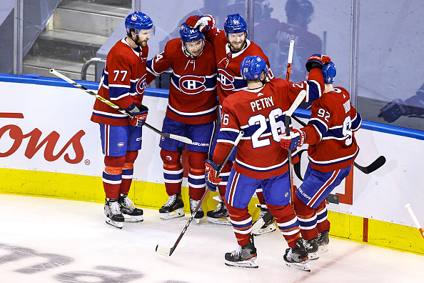 2020-21 Montreal Canadiens