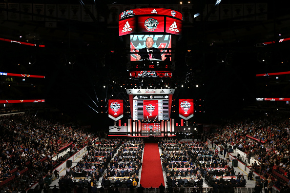 United Center, 2017 NHL Draft Scouting Reports