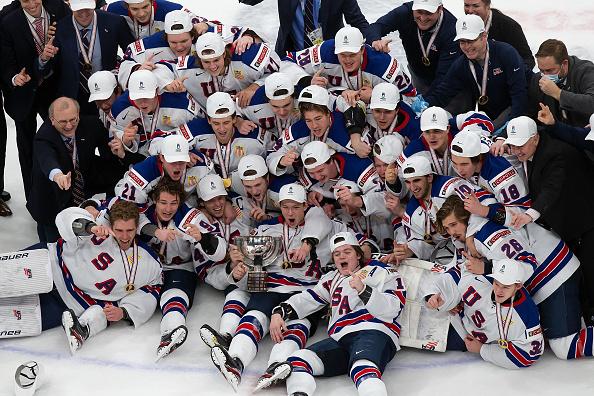 Team USA Gold