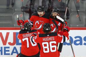 2020-21 NHL East Division
