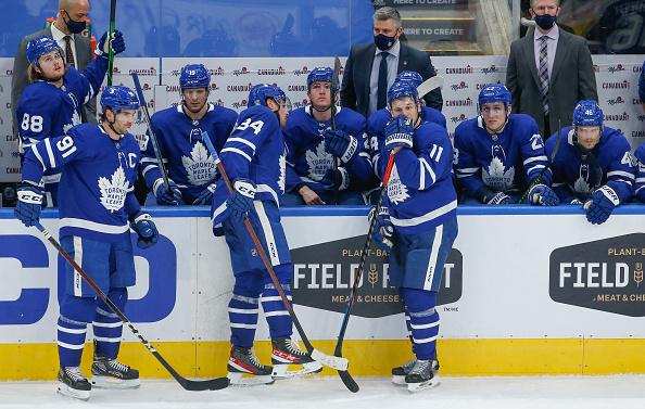 Toronto Maple Leafs Play