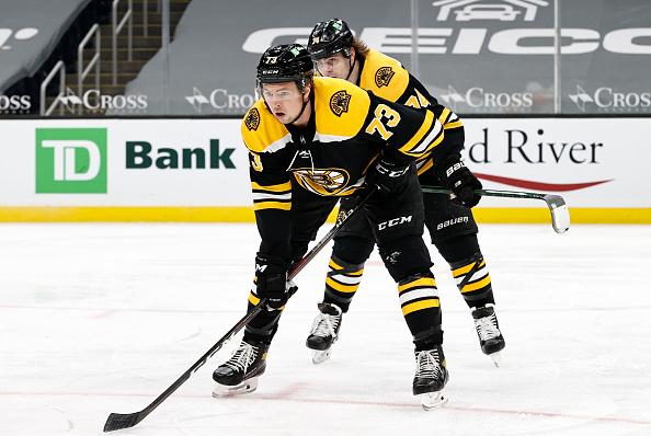 Boston Bruins Defence