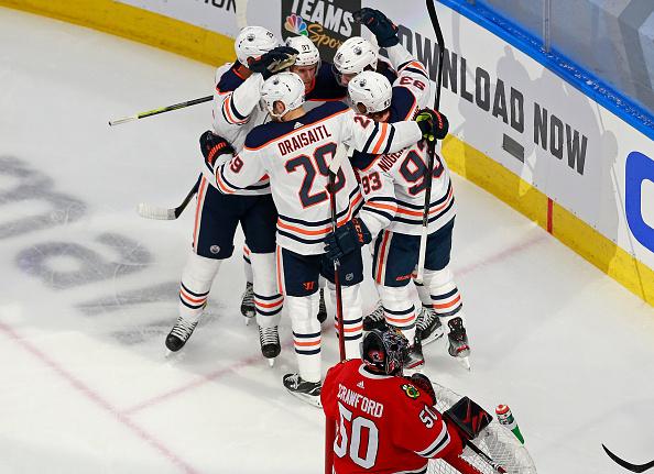 2021 Edmonton Oilers
