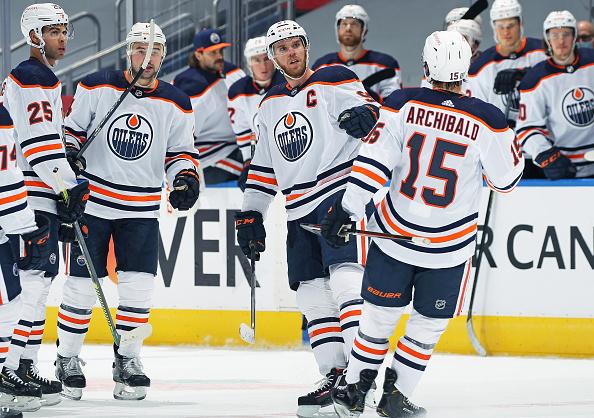 Edmonton Oilers injuries