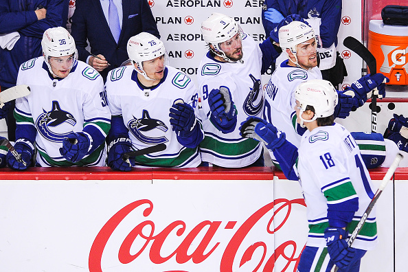 Vancouver Canucks player loans