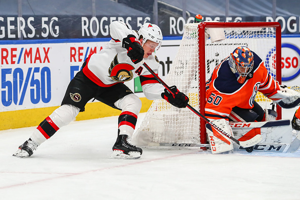 Edmonton Oilers Goaltending
