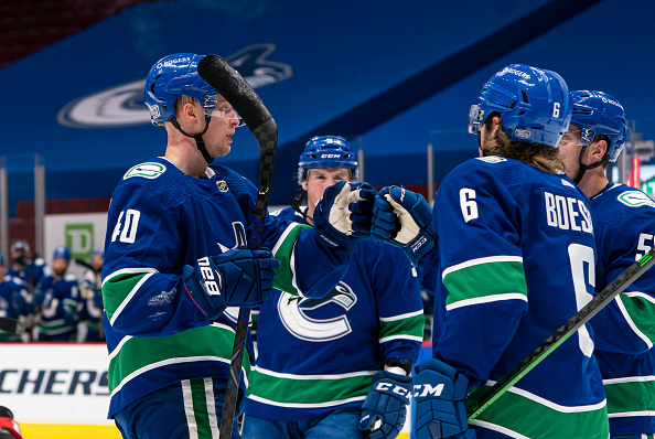 2021 vancouver canucks