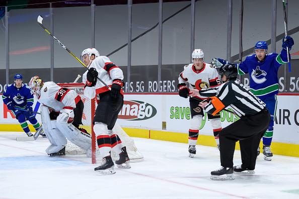 Ottawa Senators Penalty Kill