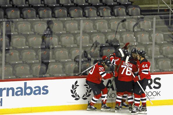 New Jersey Devils COVID