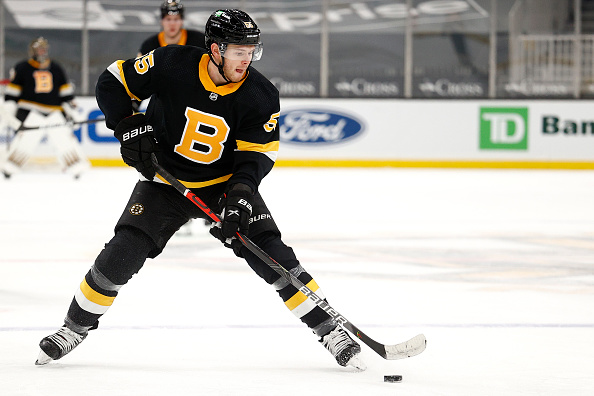 Boston Bruins' Jeremy Lauzon Out With Injury - Last Word On Hockey