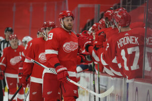 Red wings trade possibilities