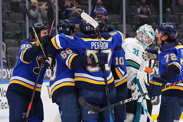 How The St. Louis Blues' Injuries Are Affecting Them