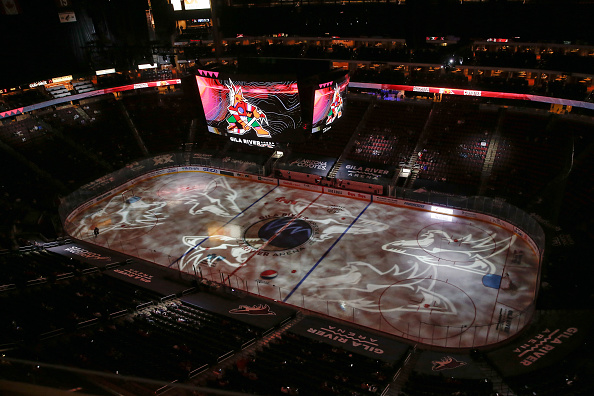 Arizona coyotes salary cap