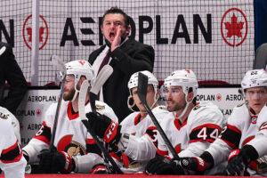 Ottawa Senators problems