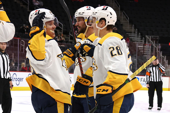 Nashville Predators breakdown