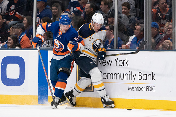 Buffalo Sabres vs New York Islanders