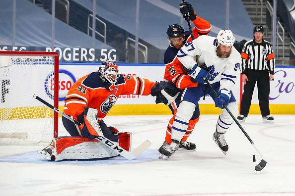 Edmonton Oilers vs Toronto Maple Leafs