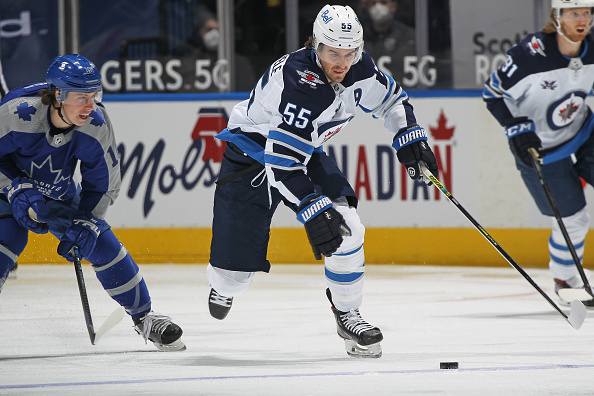 Winnipeg Jets vs Toronto Maple Leafs