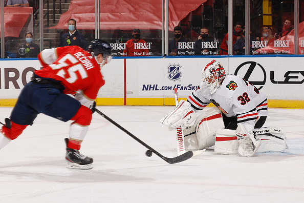 Florida Panthers vs Chicago Blackhawks