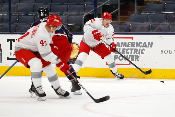 detroit red wings trade