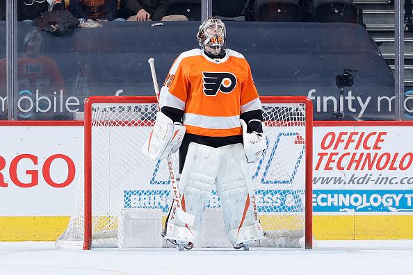 Philadelphia Flyers Goaltending