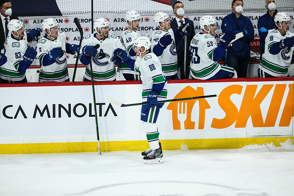 Vancouver Canucks goals