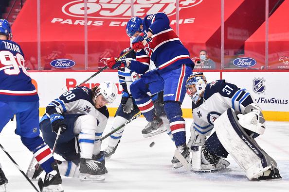 Montreal Canadiens vs Winnipeg Jets