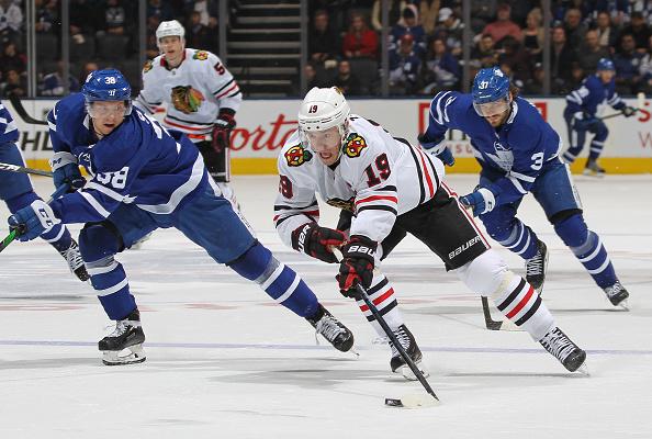 Toronto Maple Leafs Deadline