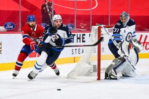 Winnipeg Jets vs Montreal Canadiens