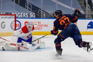 Montreal Canadiens vs Edmonton Oilers