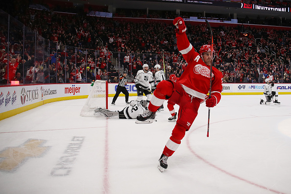 detroit red wings youth