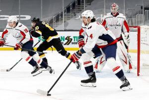 Washington Capitals vs Boston Bruins