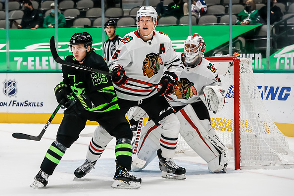 Chicago Blackhawks vs Dallas Stars