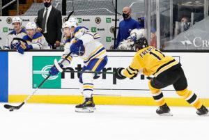 Buffalo Sabrs vs Boston Bruins