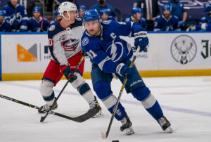 Tampa Bay Lightning vs Columbus Blue Jackets