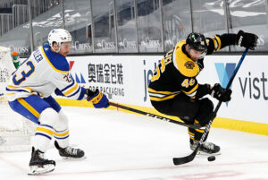 Buffalo Sabres vs Boston Bruins