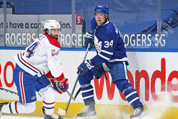 Montreal Canadiens vs Toronto Maple Leafs