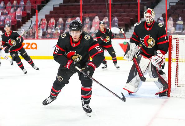 Ottawa Senators Trades