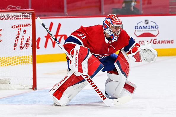 Montreal Canadiens Goalie Carey Price Injured - Last Word On Hockey