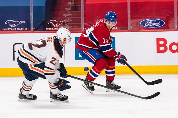 Edmonton Oilers vs Montreal Canadiens