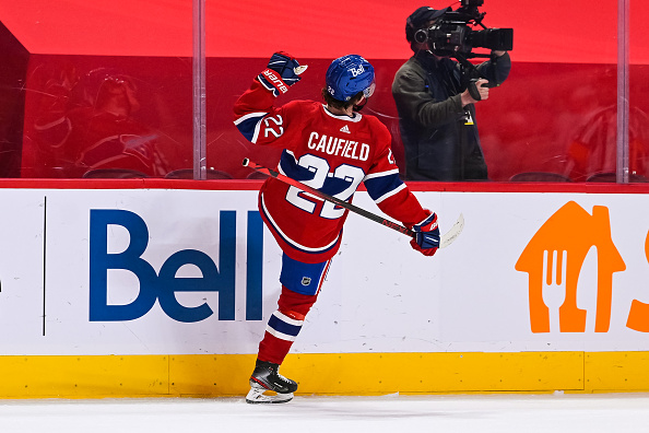 Cole Caufield, 2021 Top Montreal Canadiens Prospects
