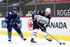 Vancouver Canucks vs Winnipeg Jets