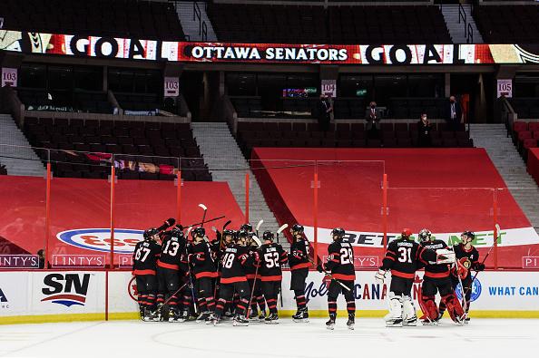 Ottawa Senators Roster