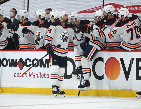 Edmonton Oilers depth