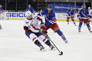 Washington Capitals vs New York Rangers
