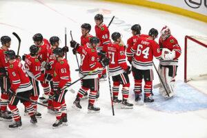 chicago blackhawks season